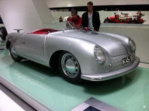Porsche 356 Roadster №1 photo car