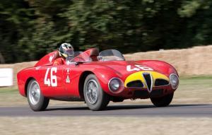 Alfa Romeo 6C 3000 CM Colli Spider родстер