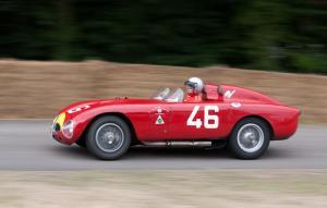 Alfa Romeo 6C 3000 CM Colli Spider фото авто