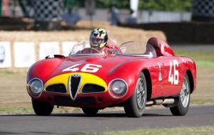 Alfa Romeo 6C 3000 CM Colli Spider спорткар