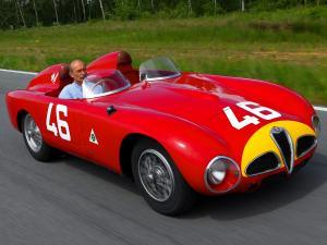 Alfa Romeo 6C 3000 CM Colli Spider автомобиль