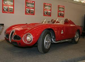 Alfa Romeo 6C 3000 CM Colli Spider фотография авто