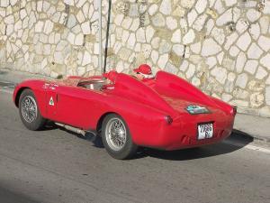 Alfa Romeo 6C 3000 CM Colli Spider фото