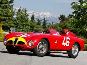 Alfa Romeo 6C 3000 CM Colli Spider авто