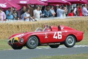 Alfa Romeo 6C 3000 CM Colli Spider 1953 года