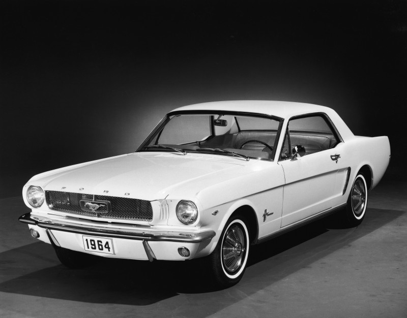Ford Mustang 1964 года