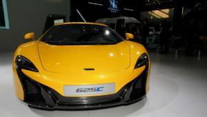 McLaren 625C Coupe вид спереди