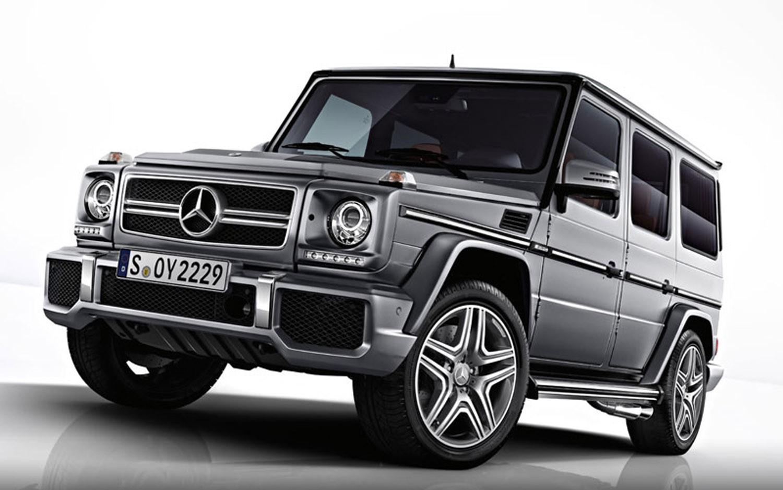 Mercedes-Benz G-Class G 63 AMG (09.2015 - н.в ...