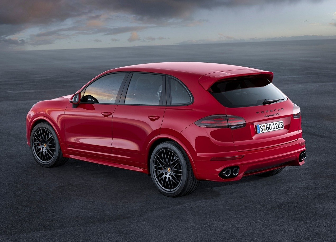 Porsche Cayenne GTS внедорожник