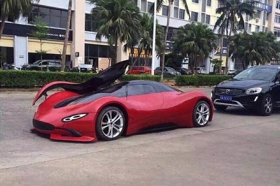 авто Hainan Xiaohuohua