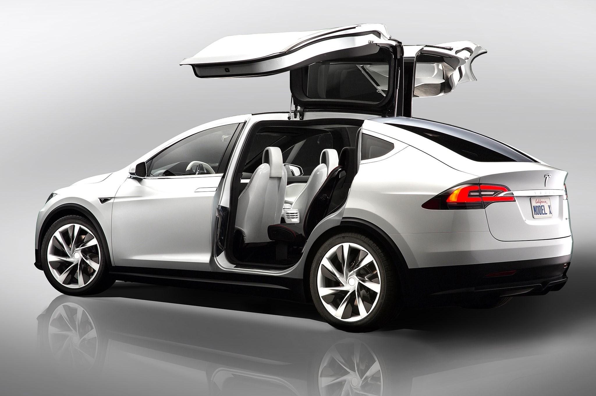 Tesla Model X auto