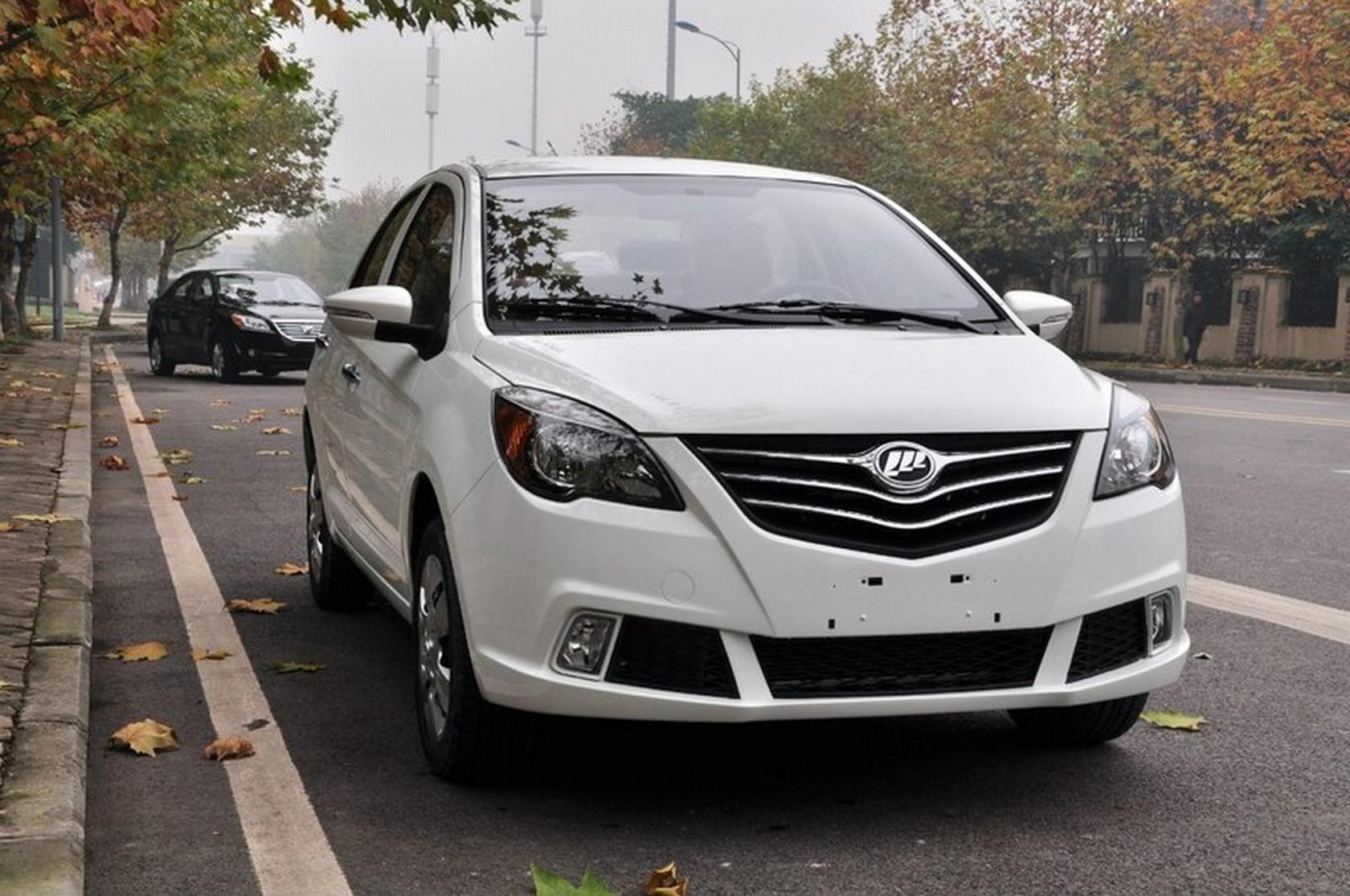 Lifan Celliya фото авто