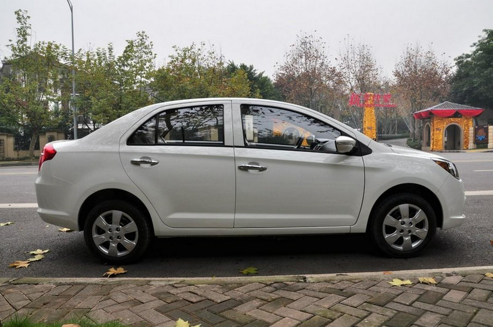Lifan Celliya авто
