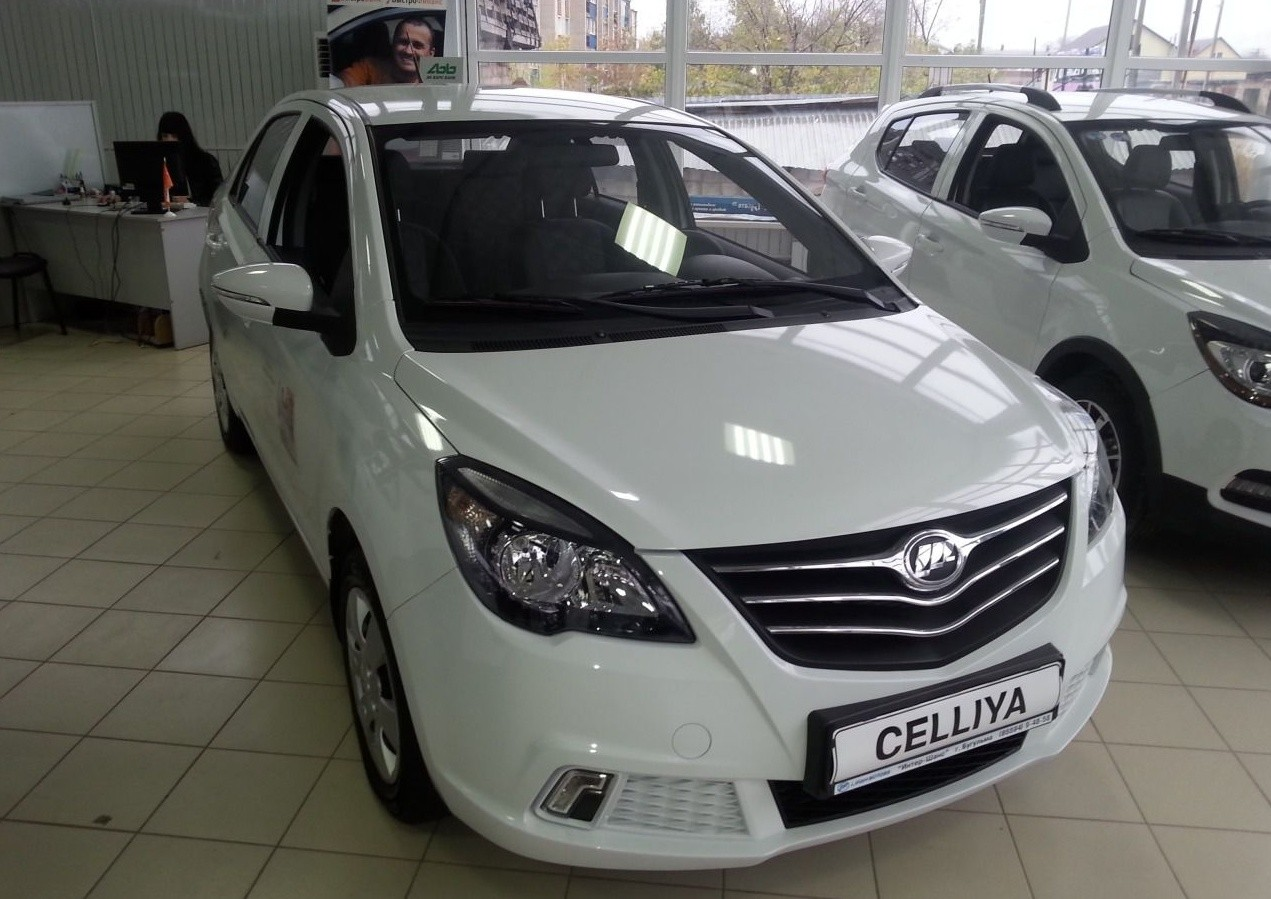 Lifan Celliya car