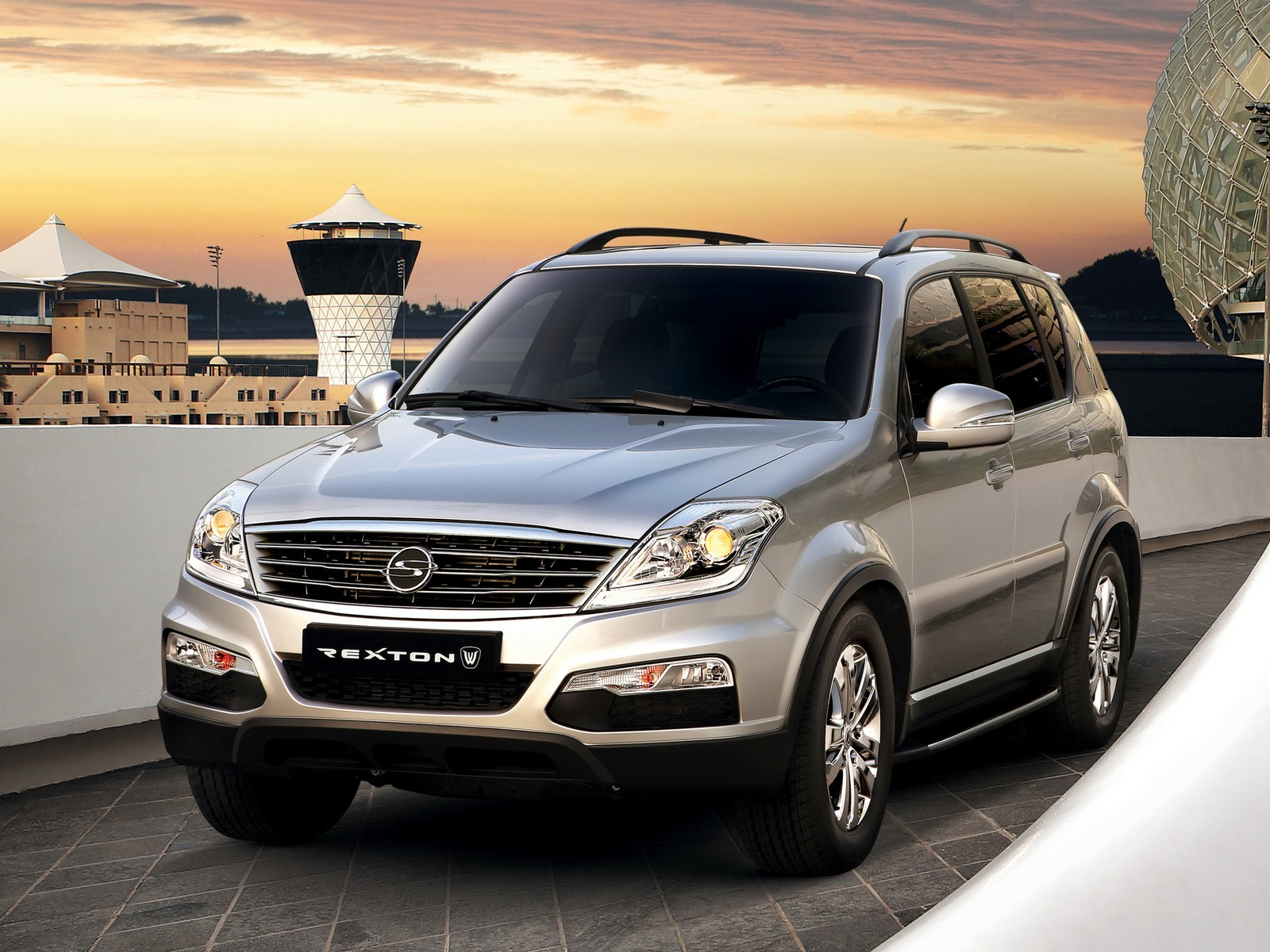 ssangyong rexton w 3. Black Bedroom Furniture Sets. Home Design Ideas