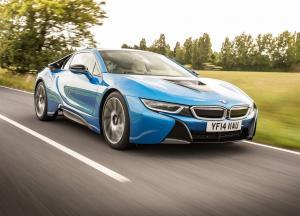 BMW i8 фото авто