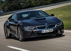 BMW i8 фото