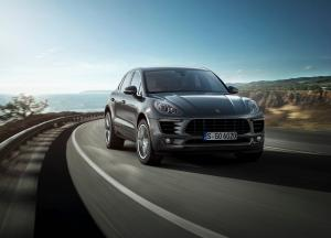 Porsche Macan фото авто