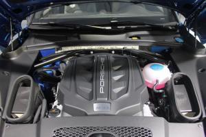 Порше Макан двигатель