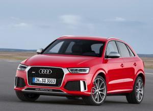 Audi RS Q3 фото