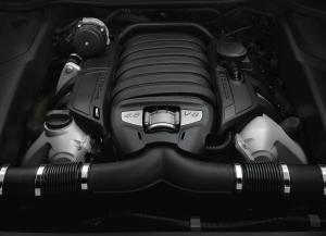 Порше Кайен ГТС двигатель