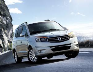 SsangYong Stavic фото
