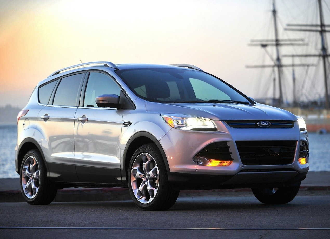 Ford Escape фото