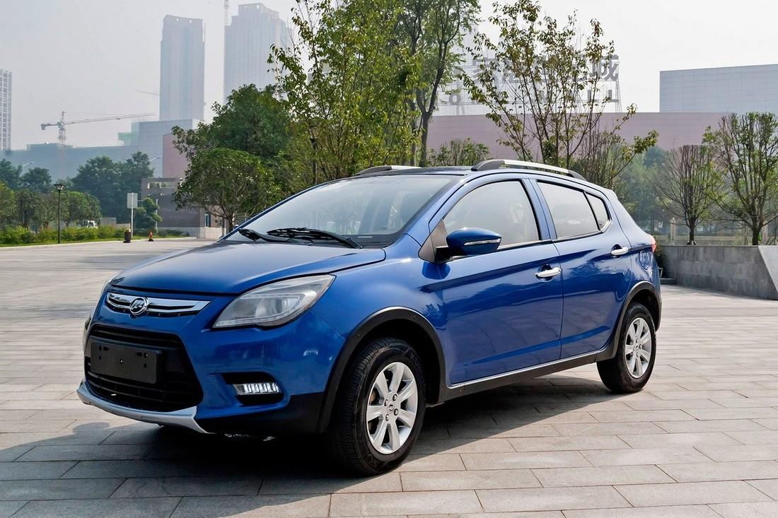 Lifan X50 фотография автомобиля