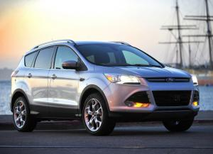 Ford Escape фото