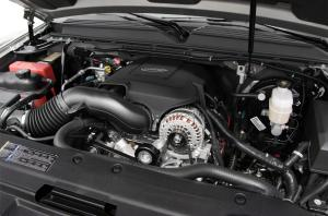 GMC Yukon Denali фото двигателя