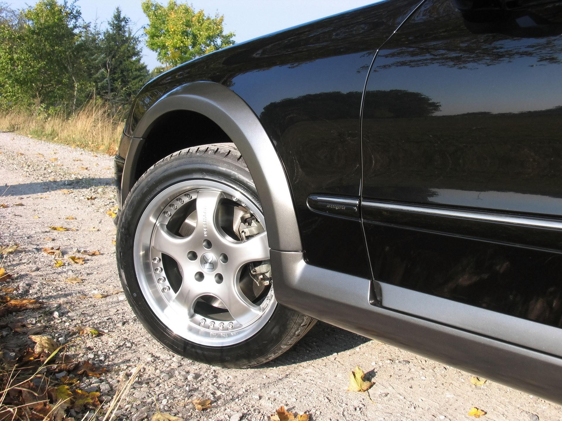 Фотография Mercedes-Benz Kleemann E50KCC