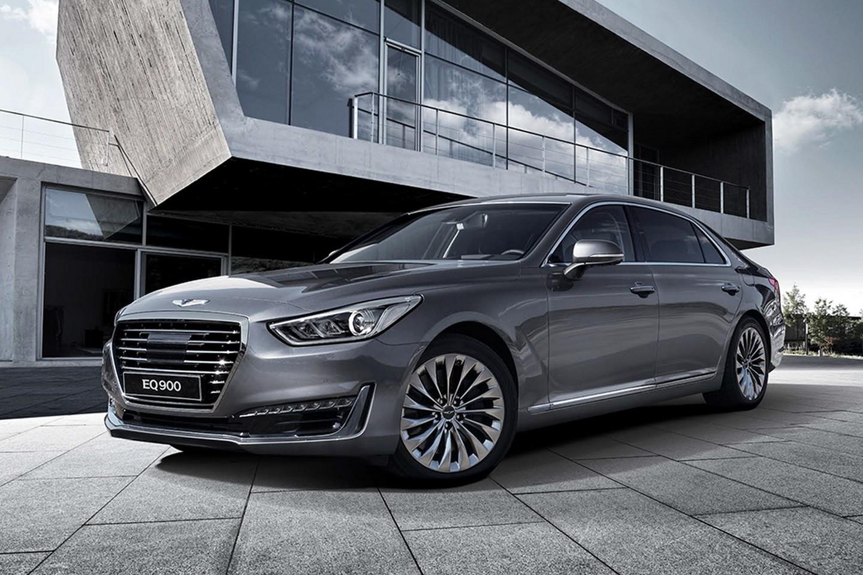 Автомобиль Genesis G90
