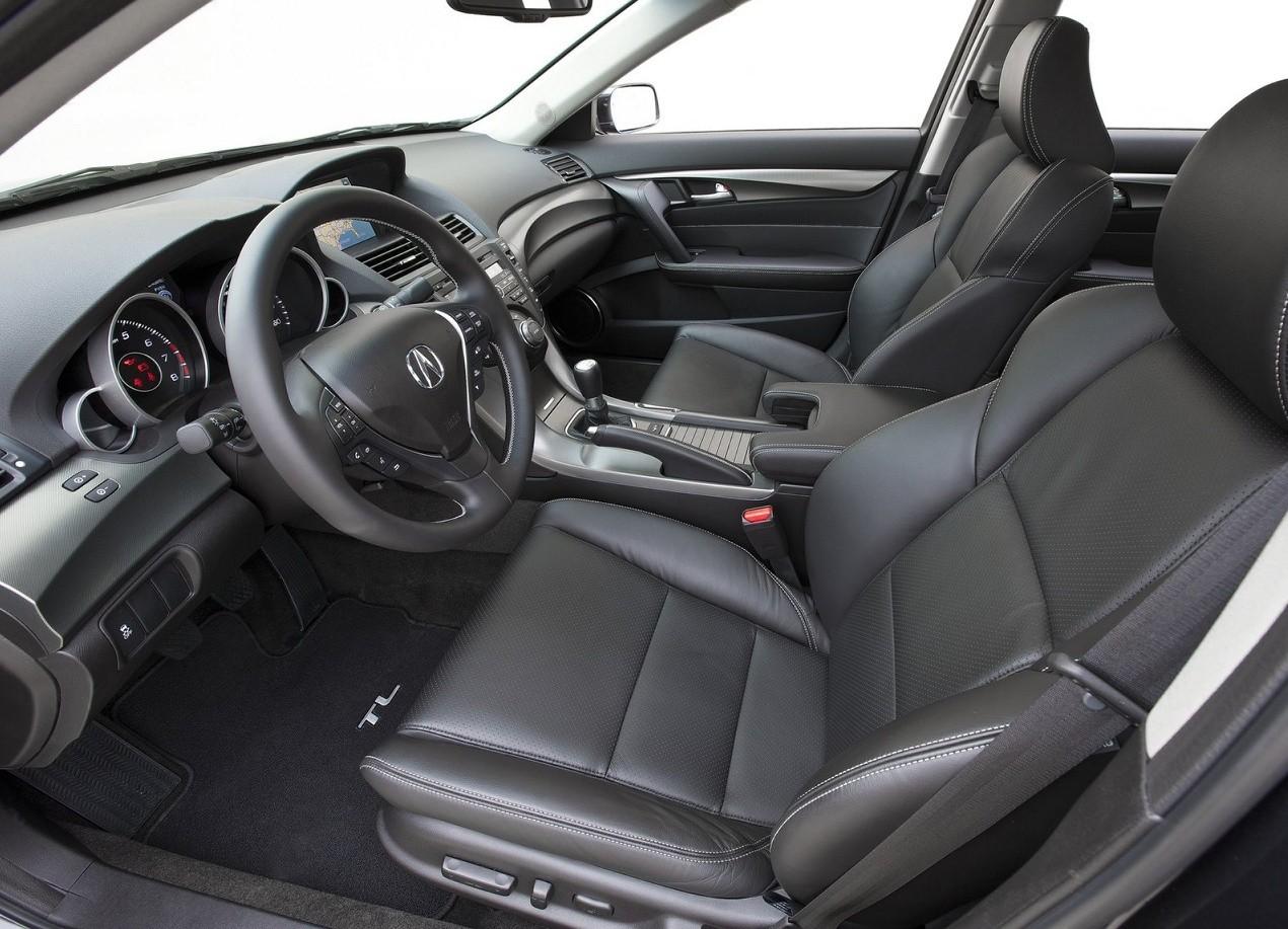 Acura TL salon