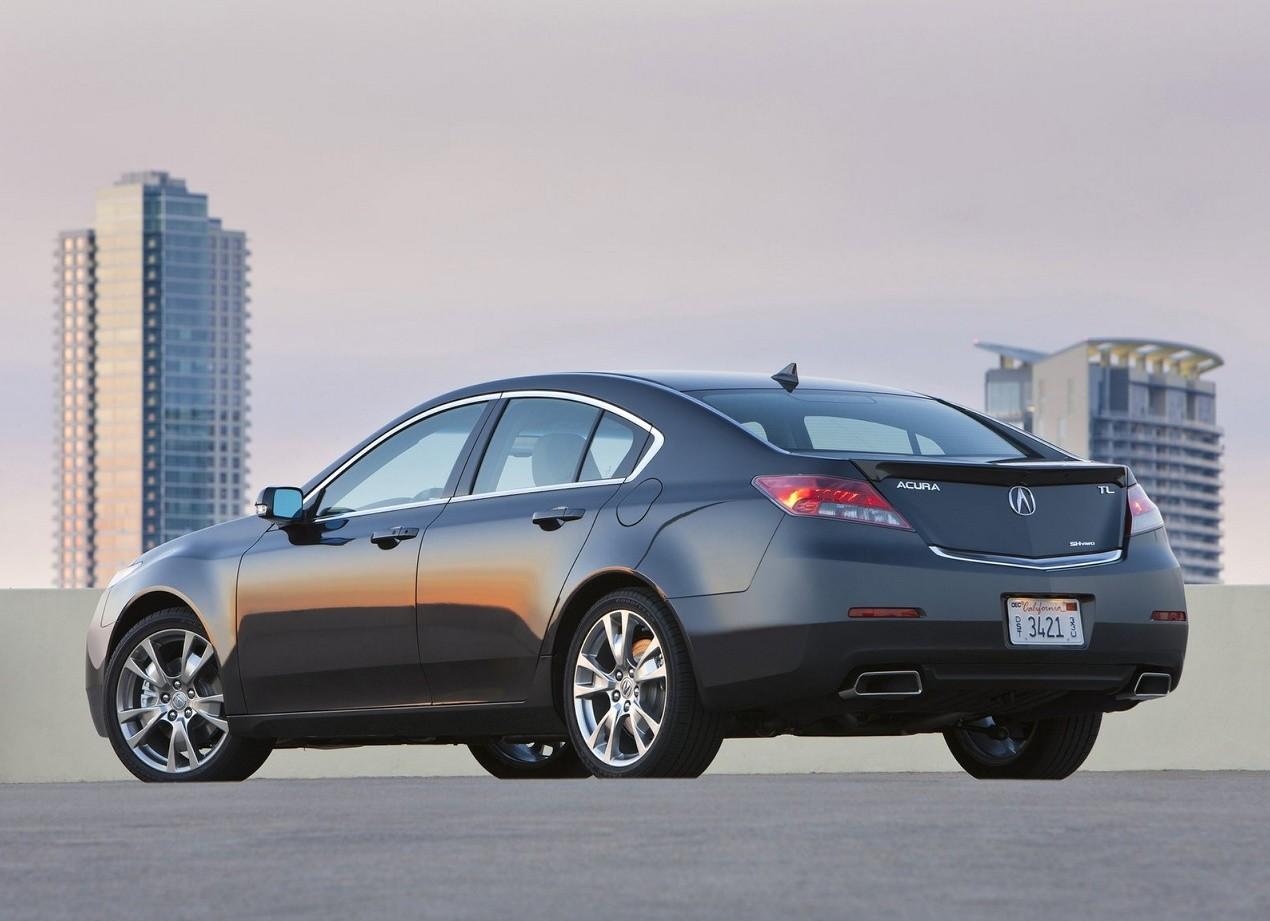 Acura TL седан