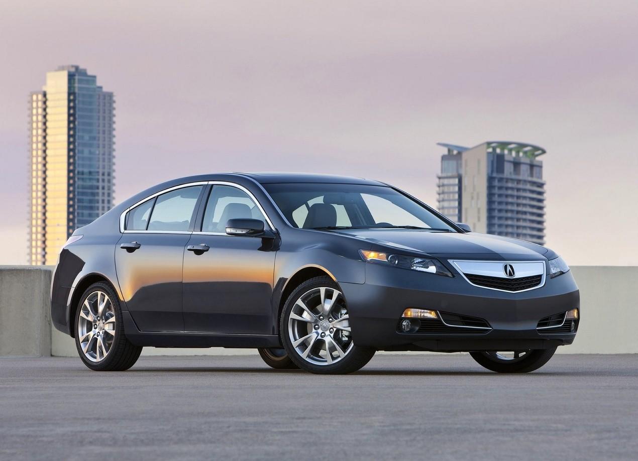 Acura TL фото 2012