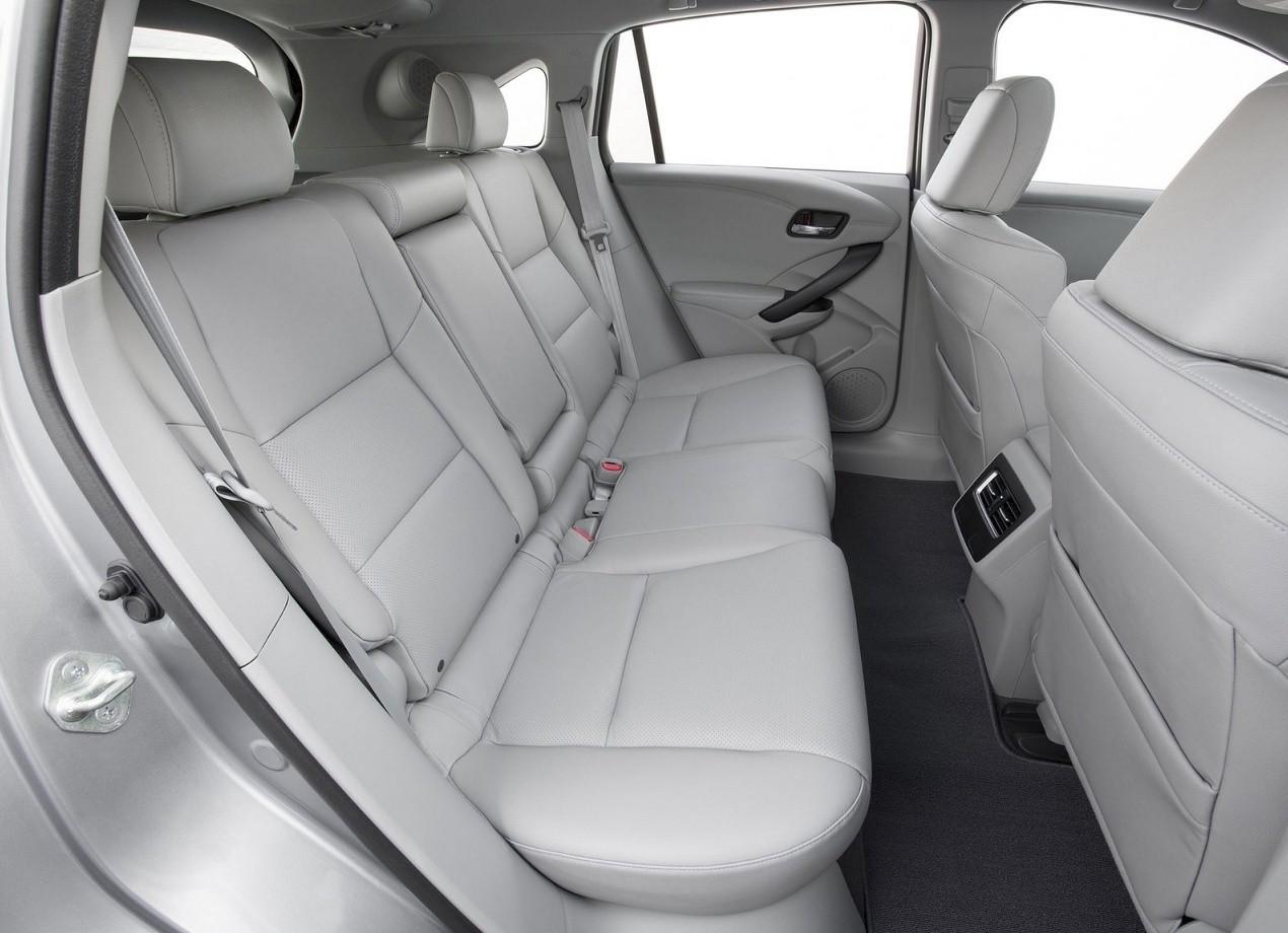 Acura RDX салон