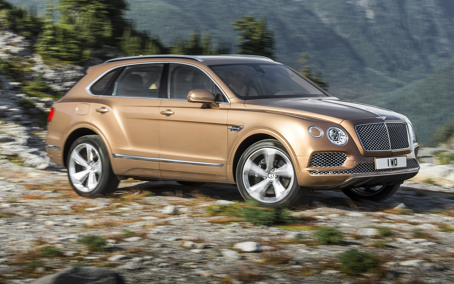 Авто Bentley Bentayga