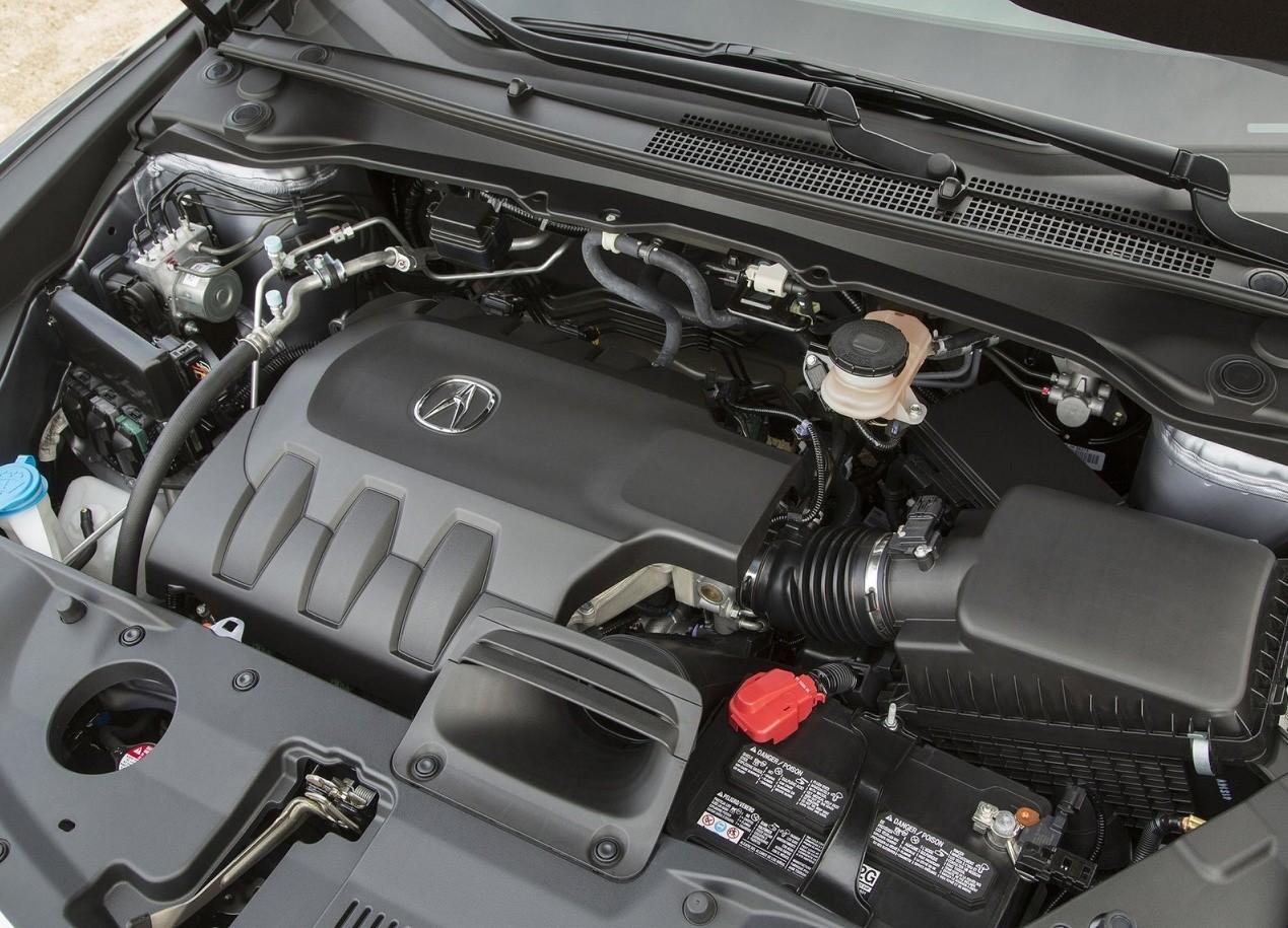 Acura RDX двигатель