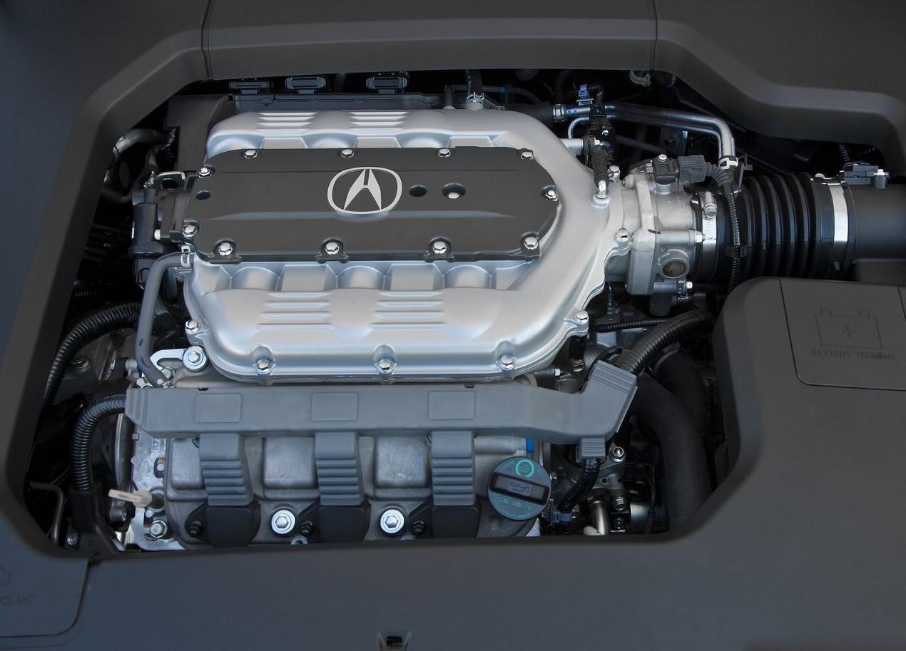 Acura TL двигатель