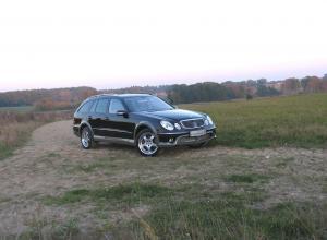 Mercedes-Benz Kleemann E50KCC auto