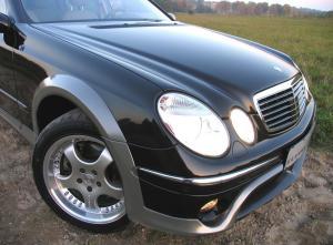 Mercedes-Benz Kleemann E50KCC автомобиль