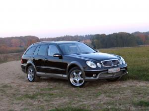 Mercedes-Benz Kleemann E50KCC фото авто
