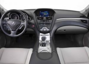 Acura ZDX фотография салона
