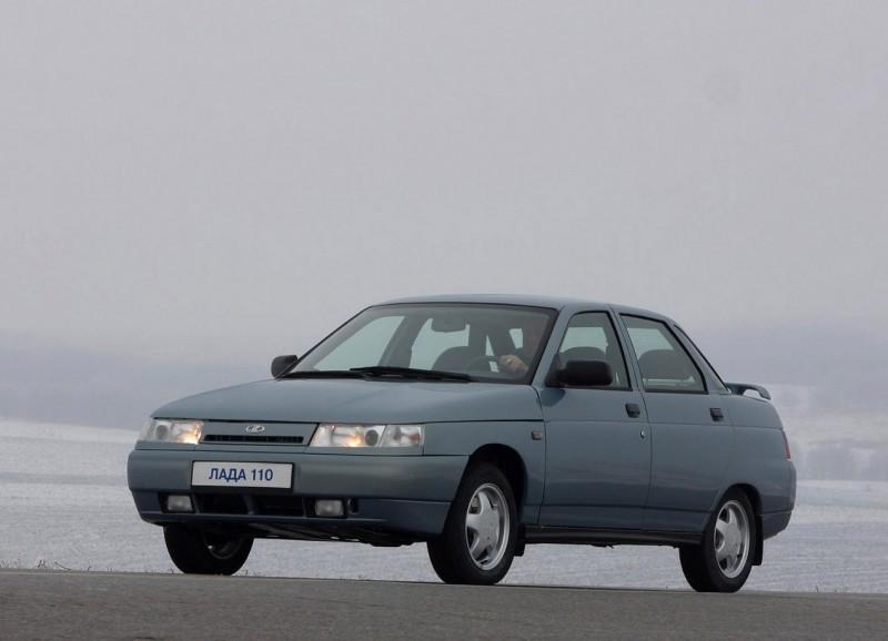 ВАЗ-2110 фотография авто