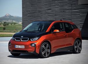 BMW i3 фотография авто