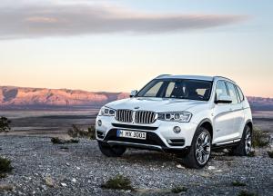 BMW X3 авто