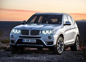 BMW X3 фото авто