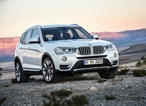 BMW X3 фото