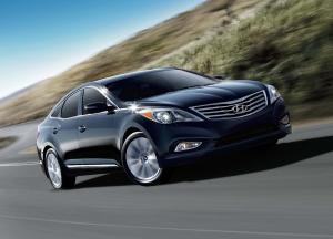 Hyundai Grandeur фото