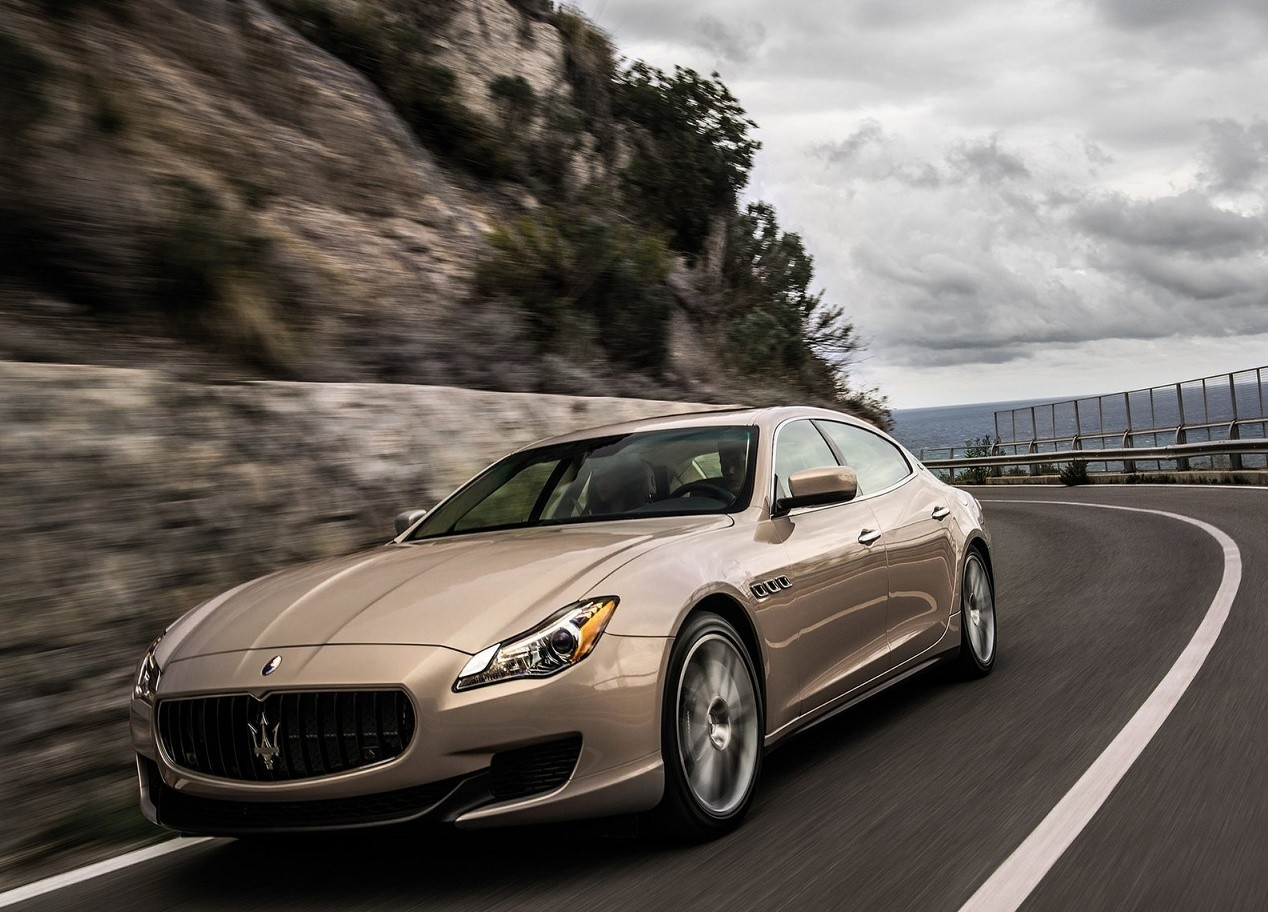 Maserati Quattroporte фотография авто